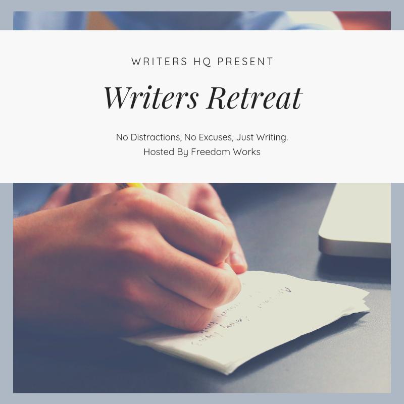 Writers Retreat Worthing